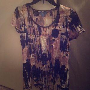 Simply Vera short sleeve shirt